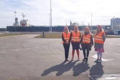 Vizitas SGD terminale