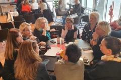 IBWN moterų organizacijos vizito Izraelyje kulminacija – moterų forumas.
