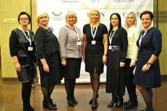 Tarptautinis verslo moterų FORUMAS 2019