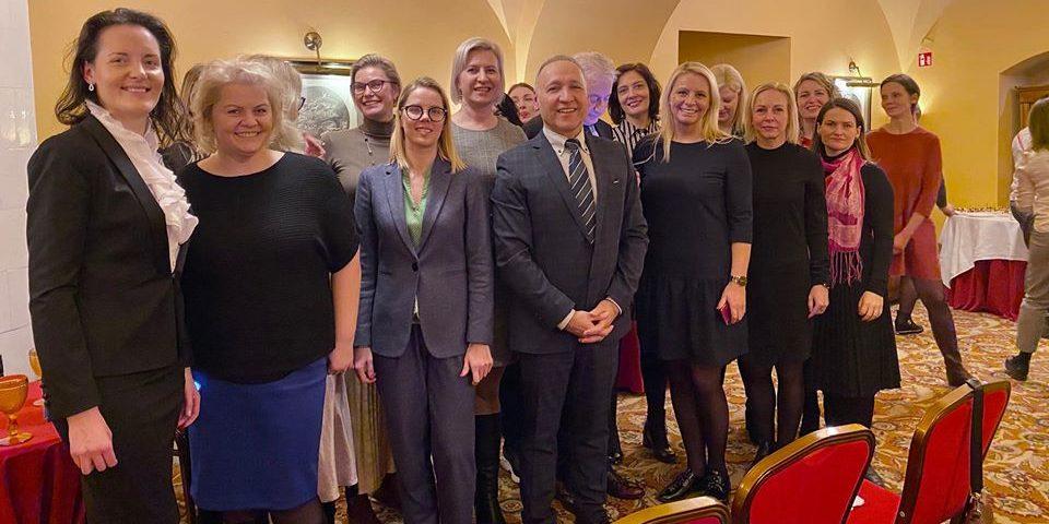 Susitikimas su Izraelio ambasadoriumi Lietuvoje